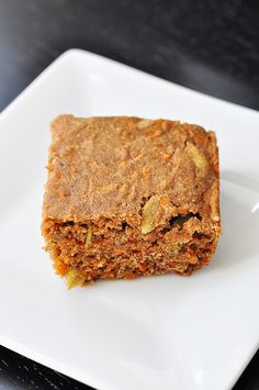 Vegan Carrot Cake by GF in the City, via Flickr