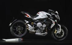 Télécharger fonds d'écran MV Agusta Brutale 800 Dragster, 2018, 4k, vue de côté, de nouvelles motos, des motos sportives