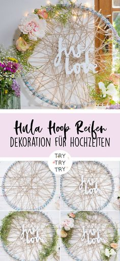 Hula Hoop Reifen Deko für die Hochzeit Engagements, weddings, birthdays, passed exams or an apartment consecration. There are many occasions to celebrate and toast to events with friends. Diy Christmas Gifts For Boyfriend, Diy Gifts For Girlfriend, Diy Gifts For Dad, Diy Gifts For Friends, Boyfriend Gifts, Christmas Diy, 5 Senses Gift, Diy Pinterest, Birthday Diy
