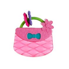 Her first purse....teether