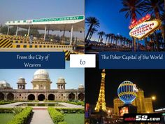 An Outlandish Poker Journey - Panipat to Vegas by adda52.com via slideshare