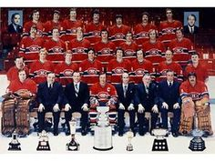 Ken Dryden and Montreal Canadiens 1978