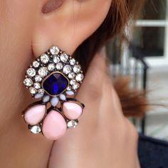 Like = Share  Shop here ➡   #earrings #beautiful #chic