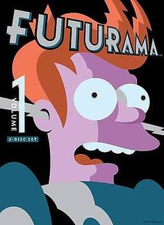 nice Futurama - Volume 1 (DVD 2012 3-Disc Set) Free Shipping !!! - For Sale
