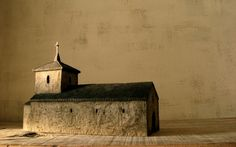 I have carved a small chapel....               Takatoshi.
