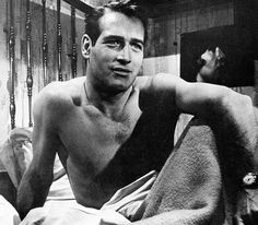 "Paul Newman en""Dulc"
