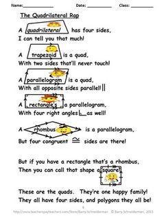 Quadrilateral Mania