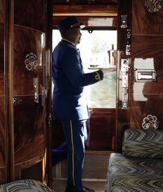 ♔ Orient Express cabin