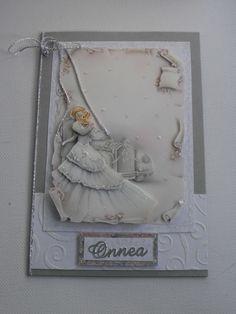 Kortti #30 / Greeting card by Miss Piggy