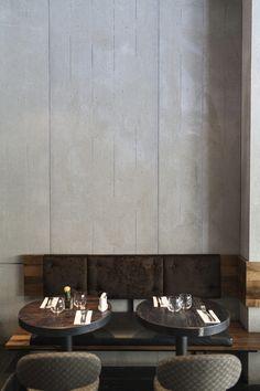 Rivoli, vertical Panbeton® wooden formwork  // photo credits: Julian Renard