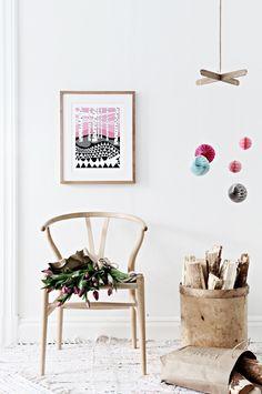 | Beautiful classics: the Wishbone Chair