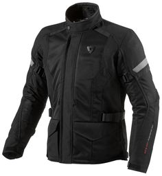 TheREV'IT! Levante Jacket is the answer for 3 to 4 season touring. If having one jacket to get you through any type of weather sounds like your cup of tea, ...