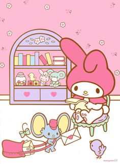 sanrio ✧ My Melody ^_−☆