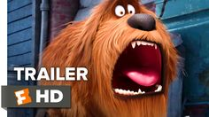 The Secret Life of Pets Official Trailer #1 (2016) - Kevin Hart, Jenny S...