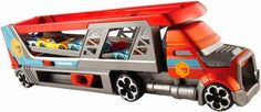 Toys For Kids Hot Wheels City Blastin Rig Vehicle, Gift Game Fun TOYS Sports Car