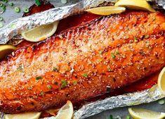 Recettes en 30 minutes ou moins : saumon en papillote au miel et au sésame