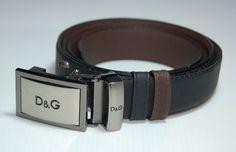 D&G Mens Belt