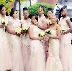 Bridal gowns / Bridesmaid dresses