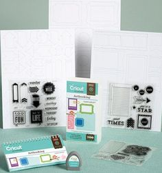 Melody Lane Designs: Embossing with Cricut Explore