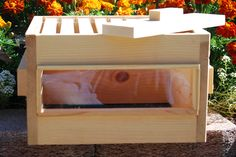 Guide Warre bee hive construction plans | Pergola wood plan