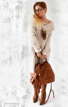 die EDELFABRIK | Mein Ü40 Blog für Mode und Beauty: Wie trage ich ein Offshoulderkleid - Outfit