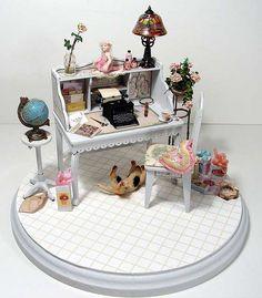 miniature installation
