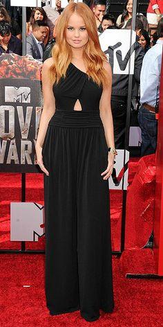 Debby Ryan MTV Movie Awards 2014 : People.com