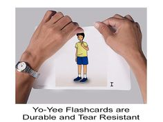 Pronouns Flashcards for teaching