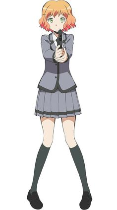 Kurahashi Hinano | Assassination Classroom