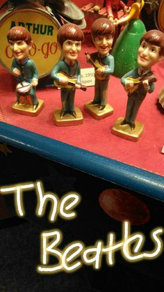 The Beatles Toys
