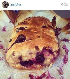 Dit is het kwarkbrood van Zaripha #kwijl