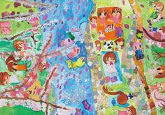 小学生 絵画コンクール - Google 検索
