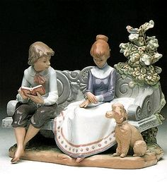 Lladro 05442 POETRY OF LOVE http://lladro.stores.yahoo.net/0pooflo.html