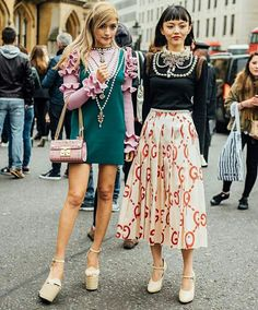 gucci babes - Gucci Baby Clothes - Ideas of Gucci Baby Clothes - gucci babes Best Street Style, Nyfw Street Style, Cool Street Fashion, Casual Street Style, Street Chic, Casual Chic, Paris Street, Fast Fashion, Fashion 2020