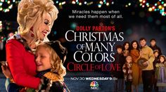 Christmas of Many Colors: Circle of Love premieres Nov. 30 ♡
