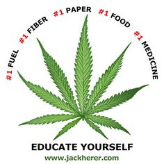 Educate yourself on Medical Marijuana ... a mind is a terrible thing to give to the government.