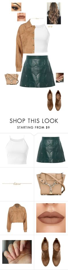 """""""5.1.18"""" by jesshorne2016 ❤ liked on Polyvore featuring Parisian, Valentino, Magdalena Frackowiak, Alexander Wang and H&M"""