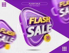 Promotional logo in 3d rendering isolate... | Premium Psd #Freepik #psd #sale Creative Advertising, Advertising Design, Ad Design, Layout Design, Game Font, 3d Cinema, Creative Hub, Sale Banner, Social Media Design