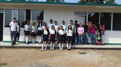 Con estas tres aulas el Telebachillerato de Matanguarán básicamente dejaría de pedir prestados espacios de la escuela primaria o casas particulares para impartir sus clases, además que tomaría el turno ...