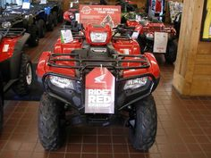 New 2016 Honda FourTrax® Foreman® 4x4 ES ATVs For Sale in Texas. The ATV that gets the job done. You probably have a go-to person in your life—someone that you can count on in a pinch, the one you can count on when you need something done, done right, done now, and done without excuses. On the jobsite or the shop floor, it's probably the shop foreman. And in the world of all-terrain vehicles that's the Honda Foreman. The Honda FourTrax® Foreman® has long been the workhorse of the…