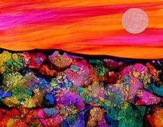 "Kaleidoscapes - ""Good Morning Glories"""