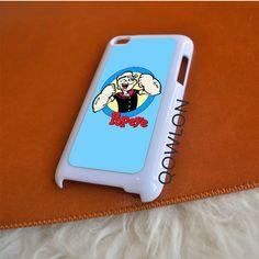 Popeye Cartoon iPod Touch 4 | 4TH GEN Case