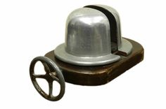 I thought this was a very interesting hat until I learned it was a hat stretcher.