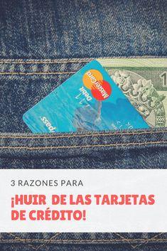 3 RAZONES PARA NO TENER UNA TARJETA DE CREDITO - #ahorro #ahorrodinerotips de #dinero