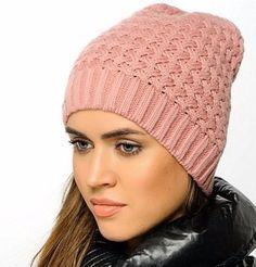 Knitting Stitches, Baby Knitting, Knit Crochet, Crochet Hats, Creative Knitting, Knitted Gloves, Wool Hats, Headband Hairstyles, Neck Warmer