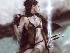 New Luis Royo Art | Please enable JavaScript to view the comments powered by Disqus ...