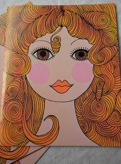 1970s Hair Girl Yep, I remember that look. ♥♥♥