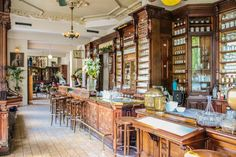 ORA – An Old Pharmacy Reborn as Charming Cafe » iHeartBerlin.de