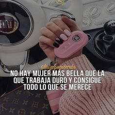 Glamour Wallpaper, Positive Phrases, Millionaire Quotes, Baddie Quotes, New Memes, Power Girl, Spanish Quotes, Business Quotes, Self Esteem