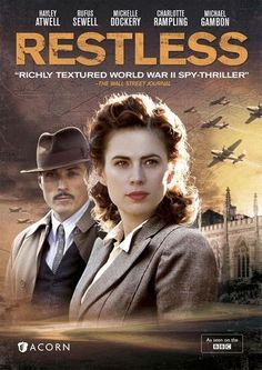 Directed by Edward Hall. With Hayley Atwell, Rufus Sewell, Michelle Dockery, Michael Gambon. A young woman finds out that her mother worked as a spy for the British Secret Service during World War II and has been on the run ever since. Michelle Dockery, Hayley Atwell, Tv Series To Watch, Movies To Watch, Good Movies, Movies Free, Michael Gambon, Beau Film, Period Drama Movies